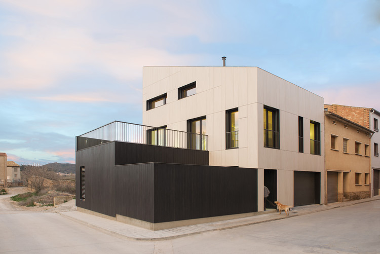 Casa JM2 / Anna Lopez i  Pilar Rodriguez, © Stella Rotger
