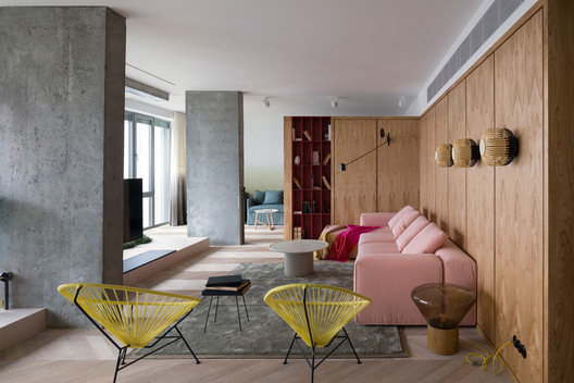 AFM Interior / Olha Wood Interiors