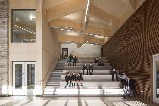 Leading Cambridge School  / Chadwick Dryer Clarke Studio