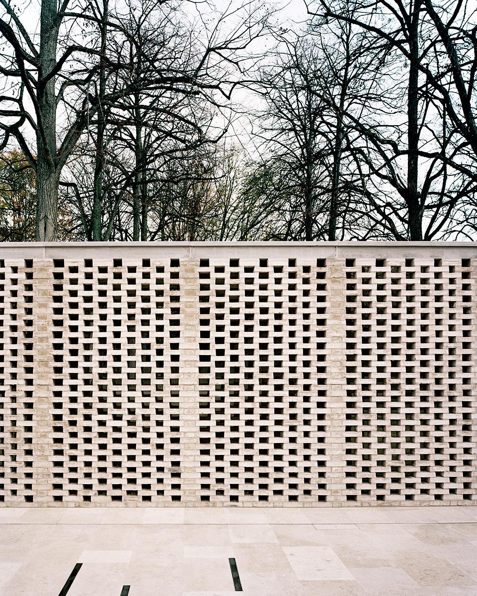 Gallery of crematory in basel architekturb ro garrigues maurer 3 - Architekturburo basel ...