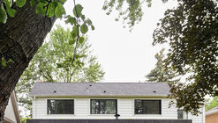 Hibou House / Barbora Vokac Taylor Architect