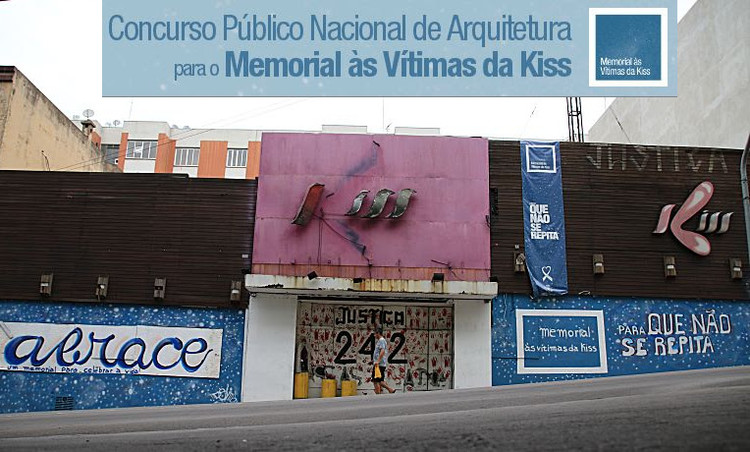 IAB-RS lança concurso para o memorial às vítimas da boate Kiss