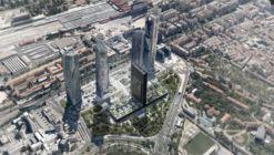 Así será el Campus IE University, la quinta torre de La Castellana en Madrid