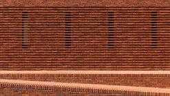 Pabellón Fábrica de Ladrillo Vogelensangh / Bedaux de Brouwer  Architects