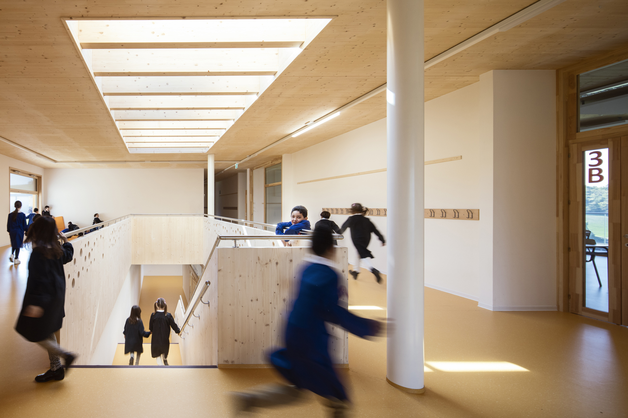Elementary Middle School Architecture And Design Archdaily