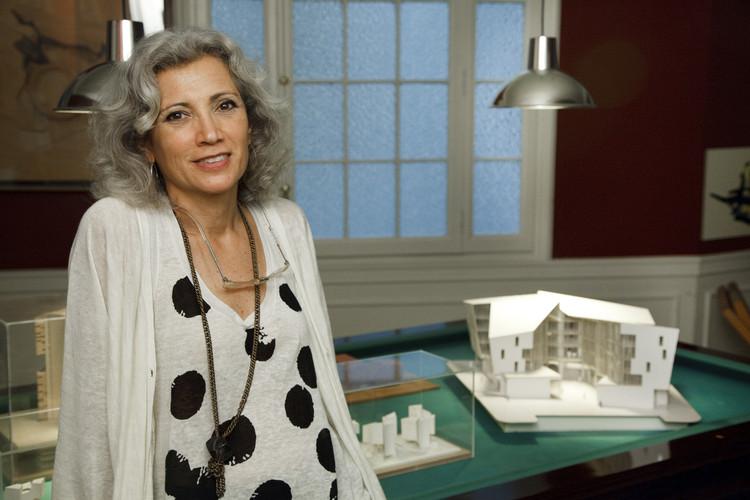 Carme Pinós, la primera española en ser elegida para diseñar el MPavilion de Australia, Carme Pinós. Image © Livio Matticchio