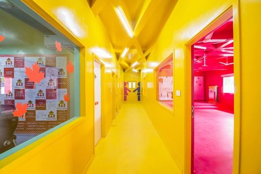 Tetrisception / Renesa Architecture Design Interiors Studio