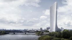 David Chipperfield Architects Selected to Design Tallest Tower in Hamburg