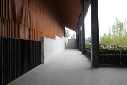 Meiyi Square Corridor. Image © Jianyu Pu