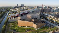 Multi-Purpose Sports Facility in ?restad City / NORD Architects