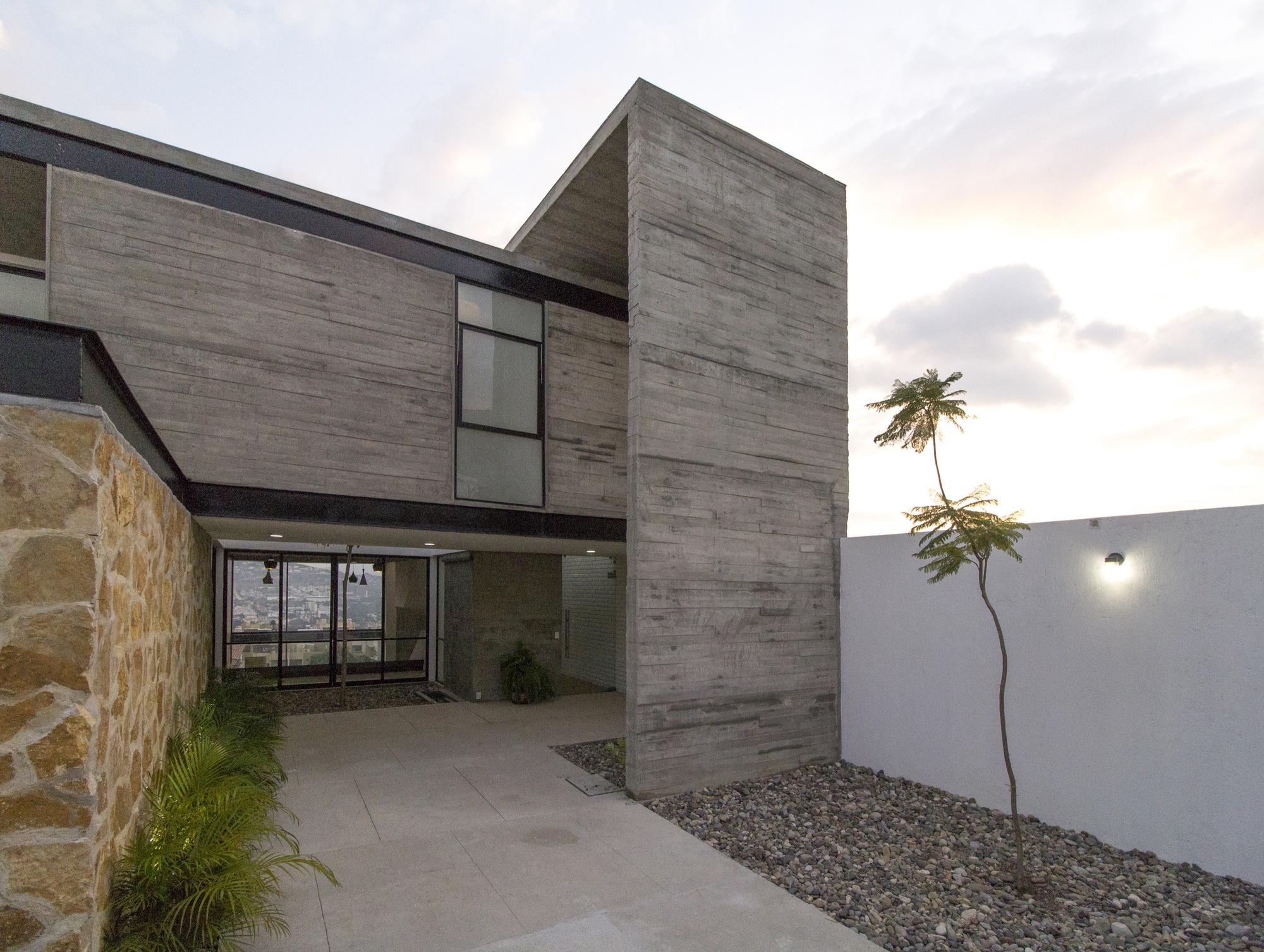 Galeria de resid ncia escalonada apaloosa estudio de for Estudio de arquitectura