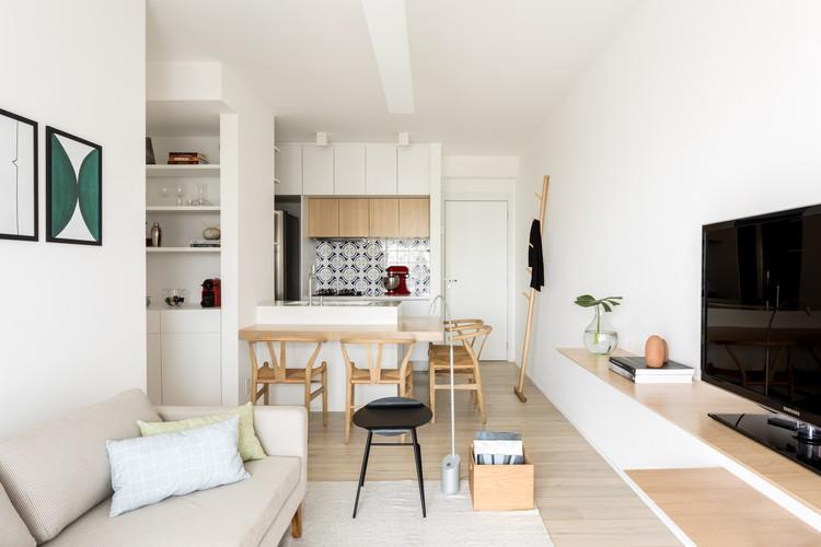 Apartamento Natom / GDL Arquitetura, © Fran Parente