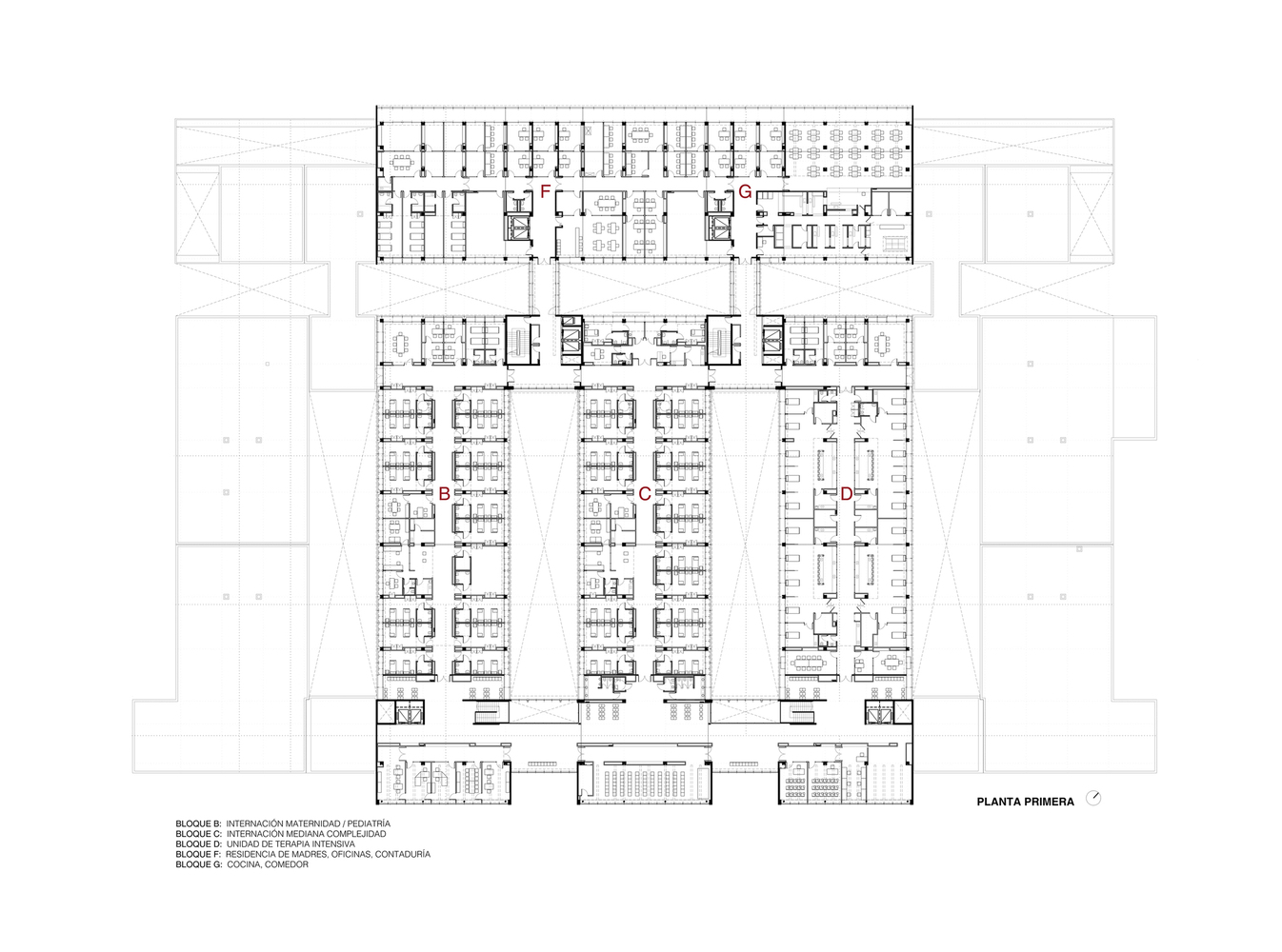 Galería de Hospital Dr. Gutiérrez / Mario Corea Arquitectura + ...