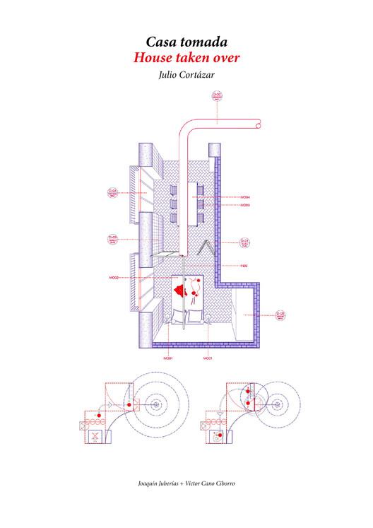 House Taken Over - Plan Concept