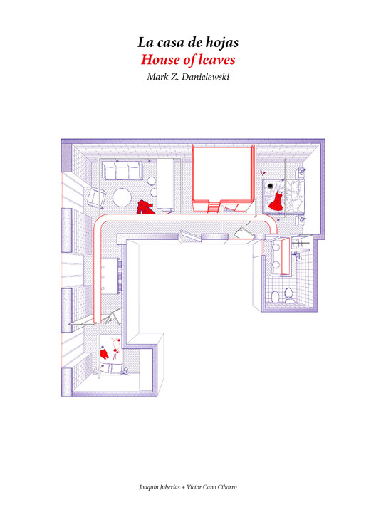 House of Leaves - Plan Concept