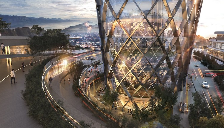 The Sordo Madaleno Arquitectos Project That Will Be The New Urban Icon of Monterrey, Cortesía de Sordo Madaleno Arquitectos