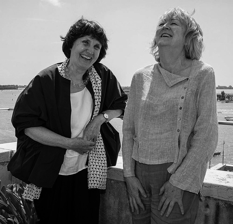 Yvonne Farrell y Shelley McNamara, directoras de la Bienal de Venecia 2018 definen el tema 'Freespace'
