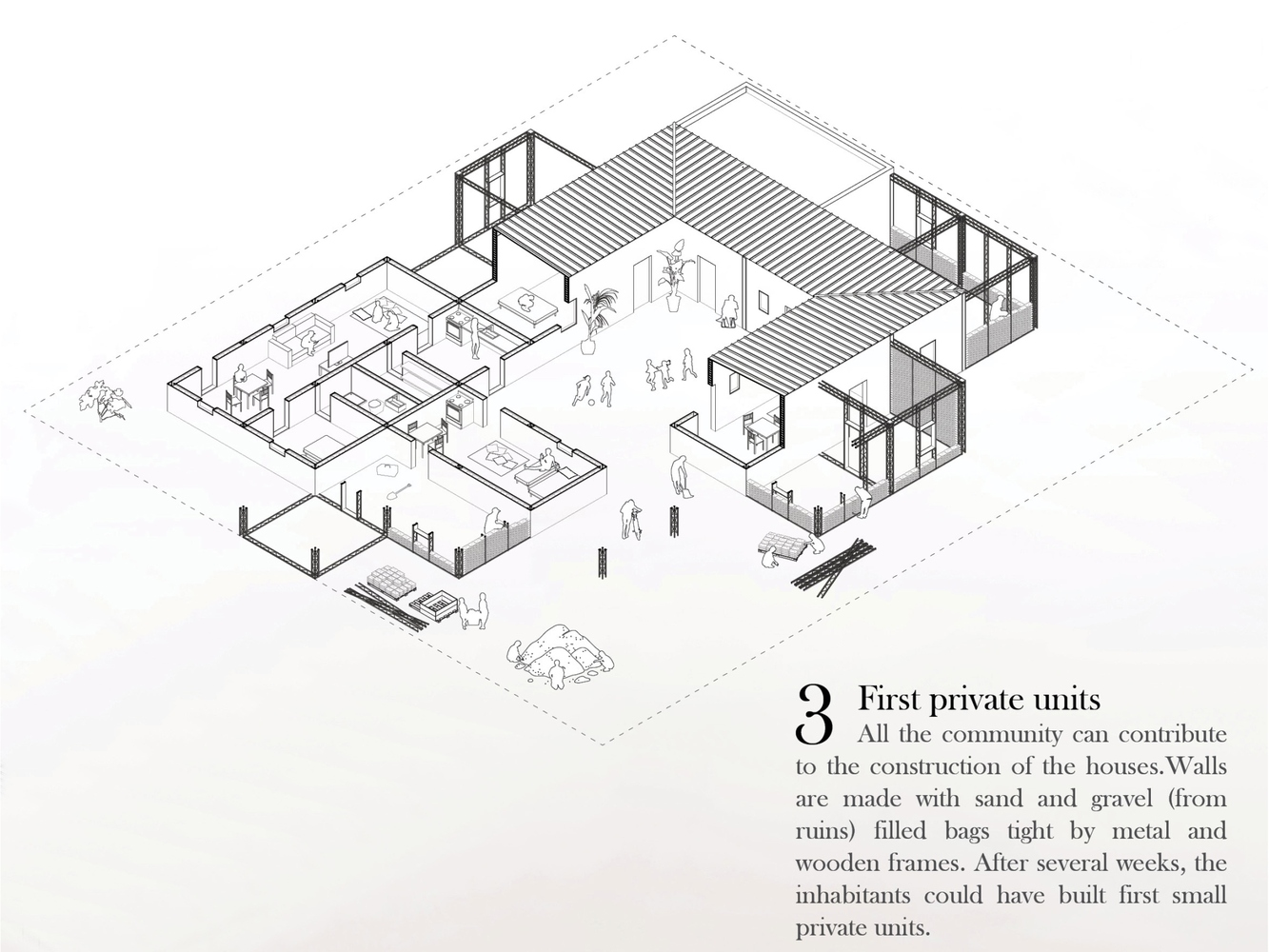 gallery of archstorming announces winners of mosul postwar c House Framing Standards archstorming announces winners of mosul postwar c petition
