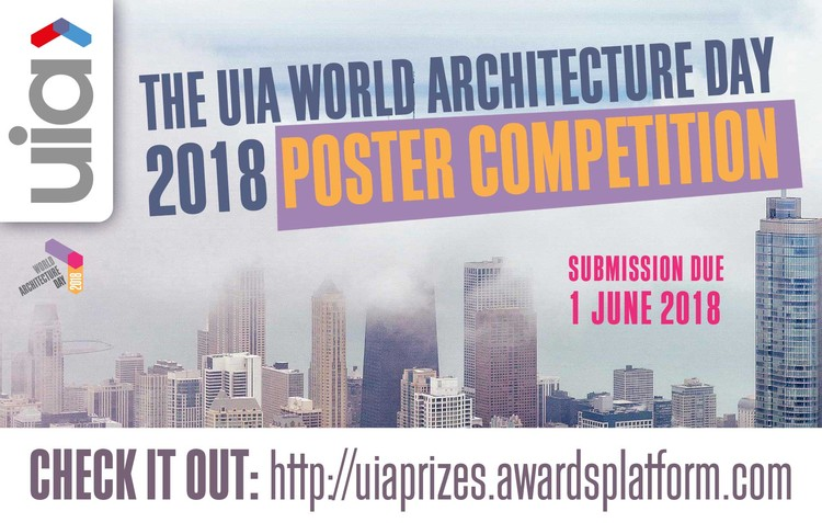 World Architecture Day 2018 UIA Poster Competition