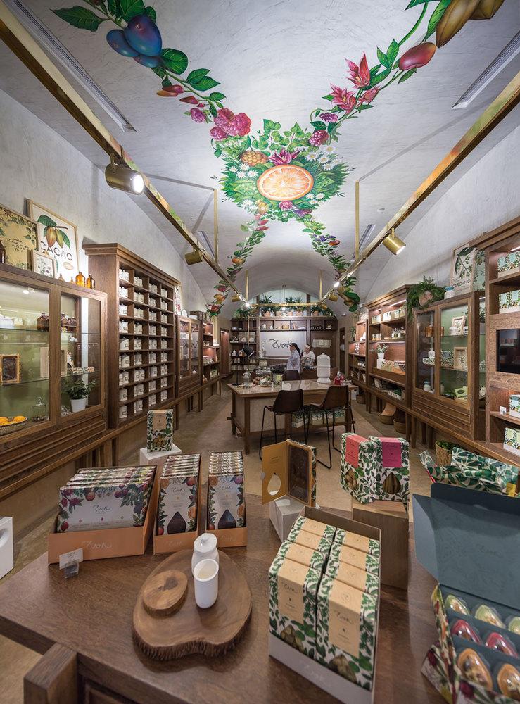 Galería de Tienda EVOK   Yemail Arquitectura - 8 e107d7851a