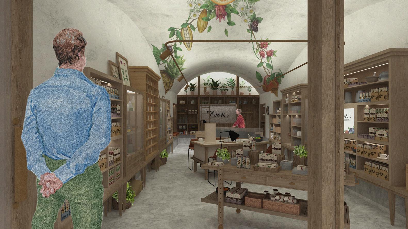 Galería de Tienda EVOK   Yemail Arquitectura - 23 4ee2f7896d