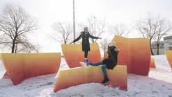 Ice Breakers Exhibition Brings Interactive Public Art to Toronto's Waterfront