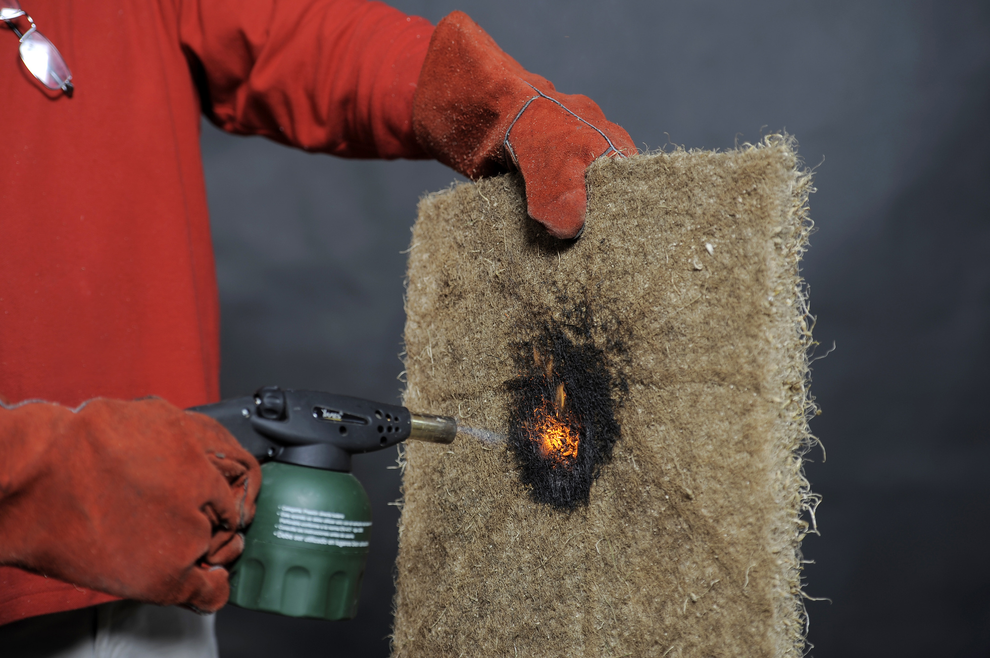 Eco-Friendly Insulation Offers Thermal Performance, Sound Absorption and Fire Resistance at the Same Time