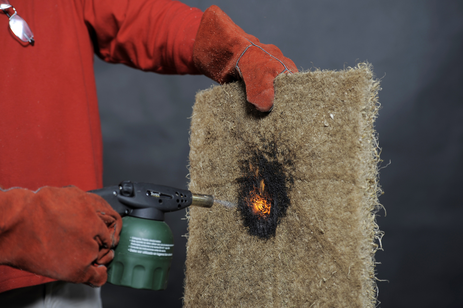 Eco friendly home insulation products - Eco Friendly Insulation Offers Thermal Performance Sound Absorption And Fire Resistance At The Same Time
