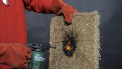 Este 'colchón de raíces' entrega aislamiento térmico, absorción acústica y resistencia al fuego al mismo tiempo