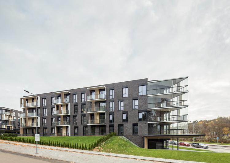 Pilies Apartments / Eventus Pro, © Norbert Tukaj