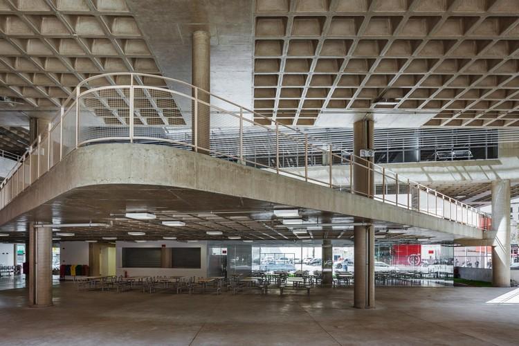 Centro Paula Souza - Spadoni AA + Pedro Taddei Arquitetos Associados. Image © Nelson Kon