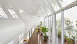 The House with Plants / KamakuraStudio