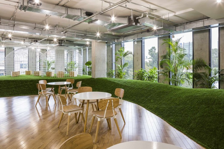 Beau Office Design In Ho Chi Minh City / 07BEACH + Studio Happ, © Hiroyuki Oki