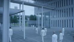 """Cinema e Arquitetura: """"Equals"""", a arquitetura da impessoalidade"""