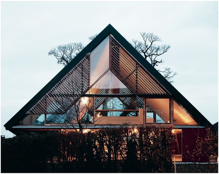 2 Houses in Chigny / dieterdietz.org, © Adrien Comte and Mikael Blomfelt