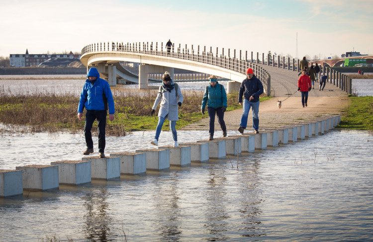 Zalige Bridge / NEXT architects, © Rutger Hollander