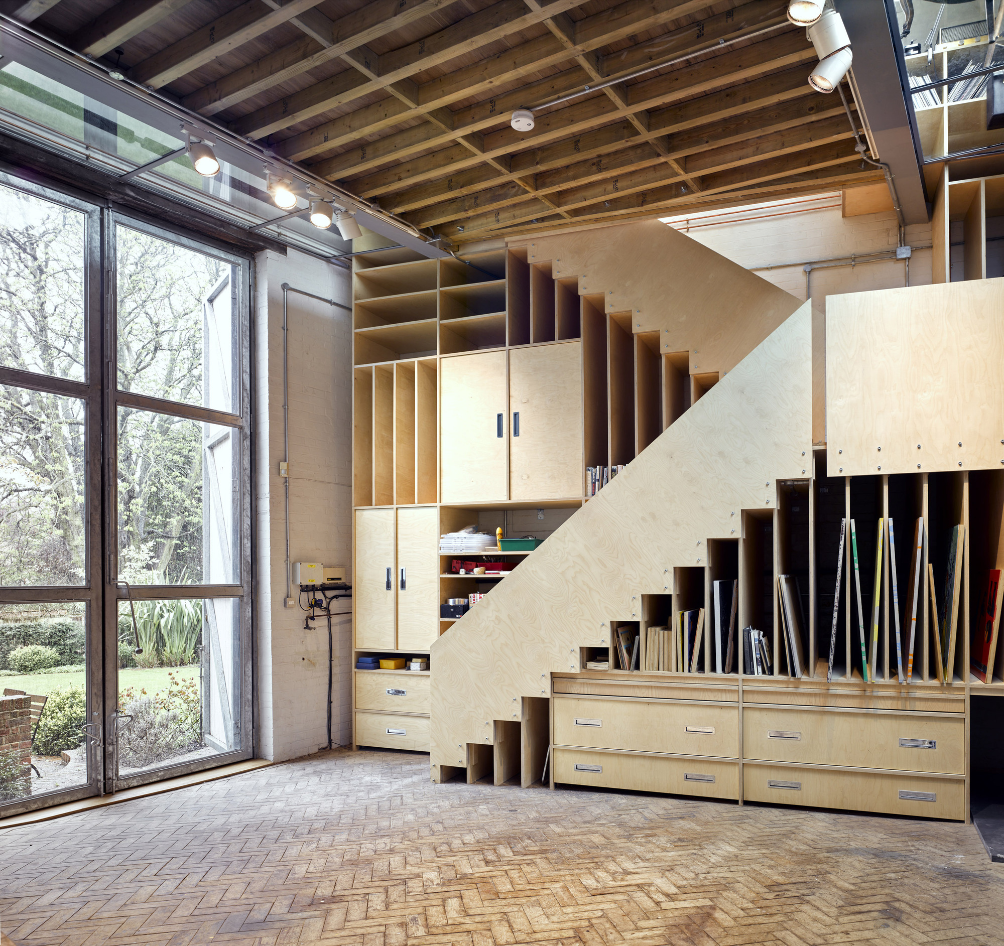 gallery of greville road studio syte architects 1. Black Bedroom Furniture Sets. Home Design Ideas