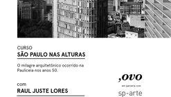"Curso ""Sao Paulo nas alturas"""