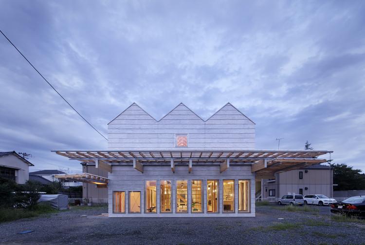 Four Rectangles / Jun Igarashi Architects, © Satoshi Shigeta