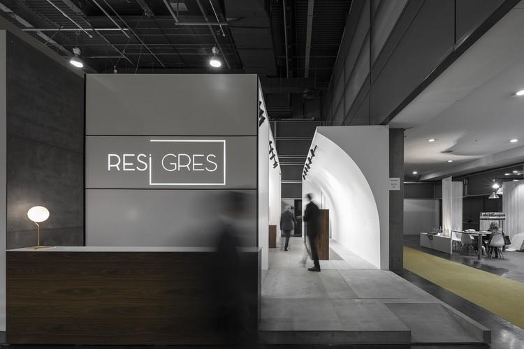 Stand Cevisama 2018 / Xarquitectos, © Ivo Tavares Studio