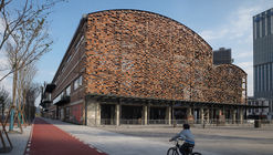 Kengo Kuma Transforms Shanghai Shipyard Into Multi-Use Complex