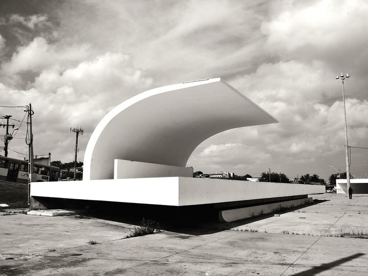 Memorial Maria Aragão / Oscar Niemeyer. Image © Rômulo Marques