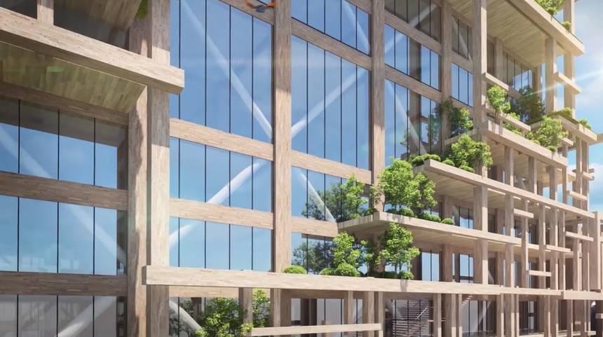 Risultati immagini per sumitomo forestry w350 wooden tower