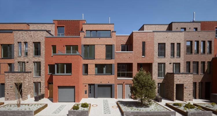 Townhouses Finkenau / Tchoban Voss Architekten, © Rolf Otzipka