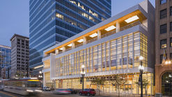 George S. and Dolores Doré Eccles Theater / Pelli Clarke Pelli Architects
