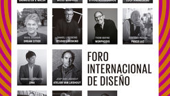 World Design Capital CDMX 2018: Foro Internacional del Diseño