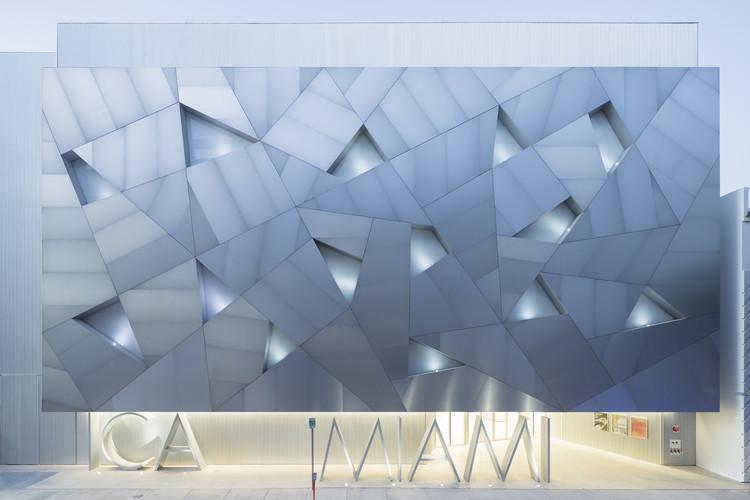 ICA Miami Museum / Aranguren&Gallegos Arquitectos, © Iwan Baan