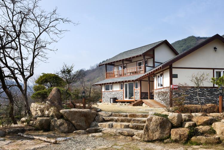 Juck-e-jae in Hadong / studio_GAON, © Youngchae Park