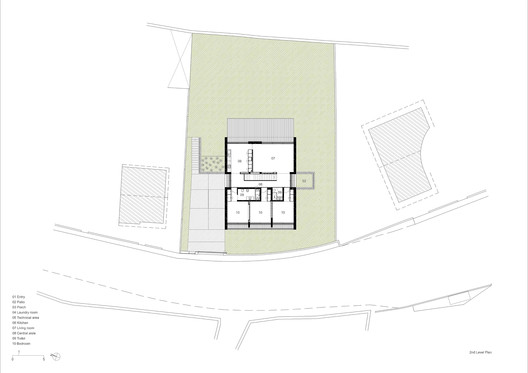 2nd Level Plan