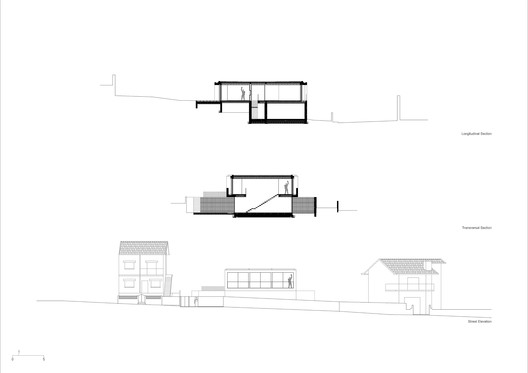 Sections + Elevation